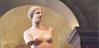 Venere di Milo, descrizione