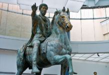 Marco Aurelio, imperatore filosofo riassunto