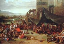 I Lanzichenecchi e il Sacco di Roma (1527)