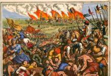 I mongoli di Gengis Khan