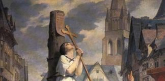 Il rogo di Giovanna d'Arco