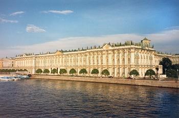 Museo dell'Hermitage, San Pietroburgo.