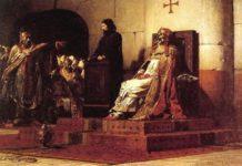 Il macabro processo a papa Formoso