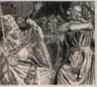 Bonifacio VIII e lo Schiaffo di Anagni