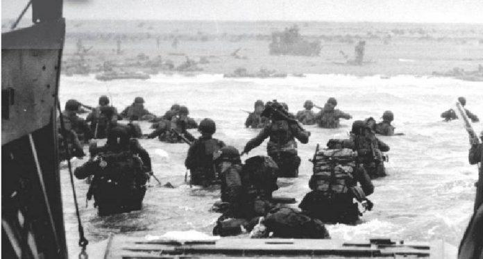 Il d-day, lo sbarco degli alleati in Normandia