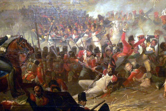 18 giugno 1815: si svolge la battaglia di Waterloo