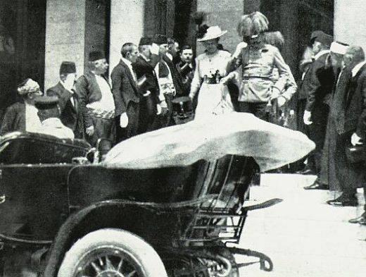 casus belli della prima guerra mondiale