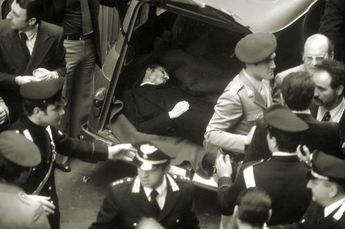Morte Aldo Moro.