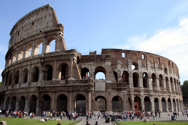 Colosseo for Colosseo da colorare