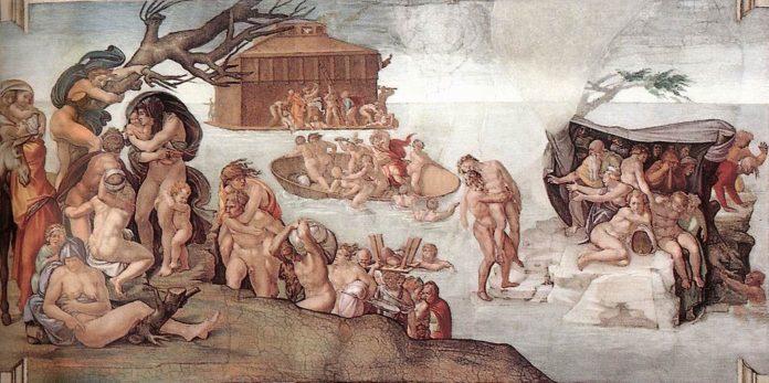 i miti del diluvio