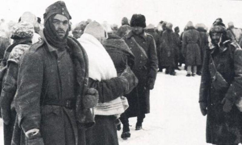 Foto alpini ritirata di russia 79