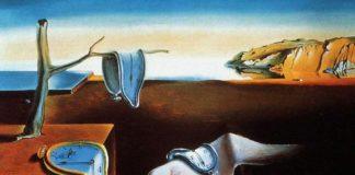 Salvador Dalì, La persistenza della memoria (Orologi molli)