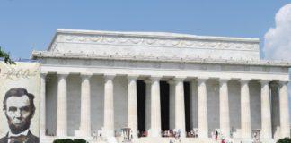 Lincoln Memorial - esterno