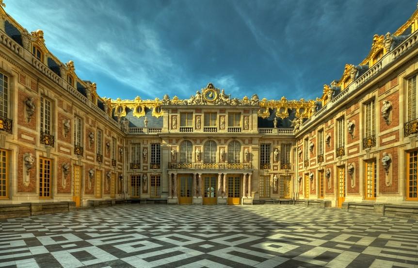 Reggia di versailles origini e storia studia rapido for Charles che arredo la reggia di versailles