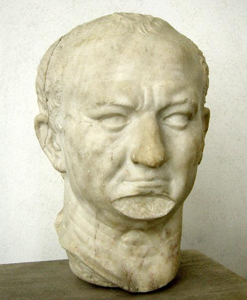 Vespasiano, primo imperatore della dinastia Flavia