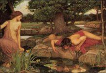 John William Waterhouse, Eco e Narciso (1903), Walker Art Gallery, Liverpool (Inghilterra)