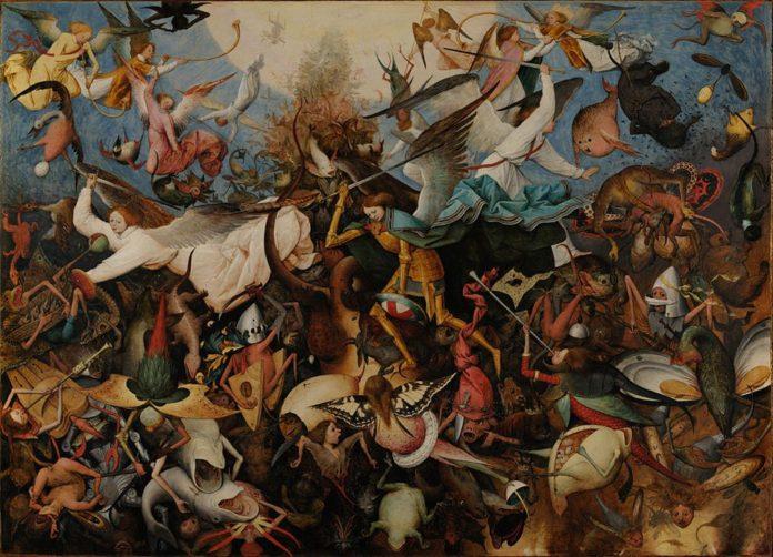 Il diavolo e il peccato nel medioevo