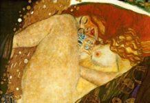 Gustav Klimt e la sua Danae