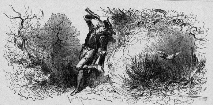 La colomba e la formica di Jean de La Fontaine