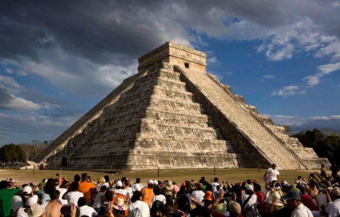 Il tempio di Kukulcán
