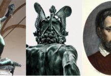 Perseo di Benvenuto Cellini, descrizione