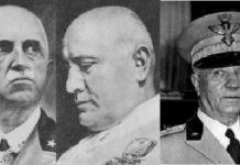 La caduta del fascismo