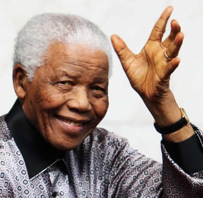 Invictus e Nelson Mandela