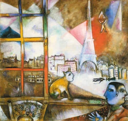 Marc Chagall, la vita e le opere