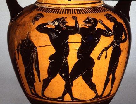 Le Olimpiadi Nellantica Grecia Studia Rapido