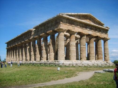 Tempio di Nettuno (460-450 a.C. circa)