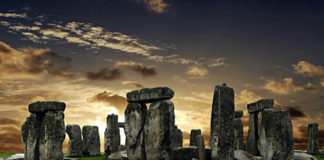 Cromlech di Stonehenge (Wiltshire, Inghilterra)