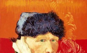 Autoritratto con orecchio bendato e pipa di Vincent van Gogh