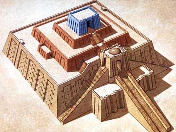 Ziqqurat la casa dell 39 universo studia rapido for Disegno della casa