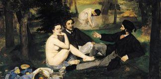 Colazione sull'erba di Edouard Manet