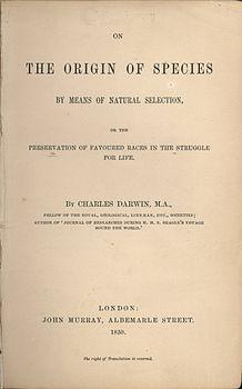 Frontespizio della prima edizione
