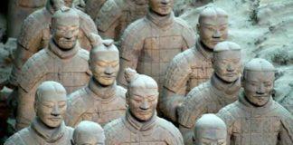 L'esercito di terracotta, 220-210 a.C.