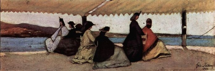 Macchiaioli, riassuntod i Storia dell'Arte