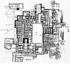 Civiltà cretese. Il palazzo di Cnosso a Creta: pianta