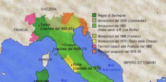 la storia d'Italia in 500 parole
