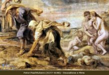 Deucalione e Pirra riassunto