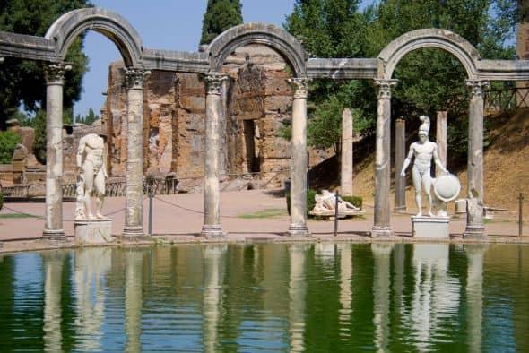 Tivoli, spettacoli e concerti nella splendida Villa di Adriano