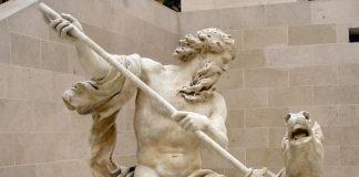 Poseidone (Nettuno per i Romani)