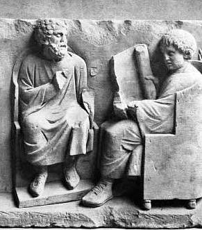 La scuola ai tempi dei Romani. Com'era organizzata la scuola nell'antica Roma