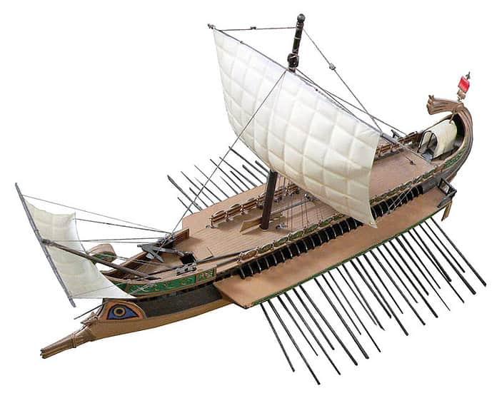 pirateria in epoca romana