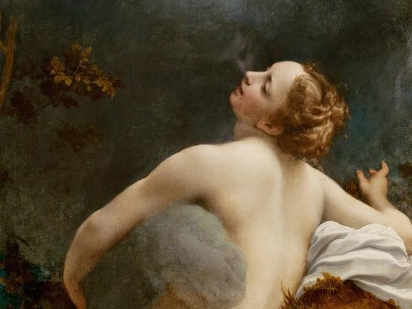 zeus e io, mitologia greca