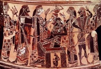 Atena o Minerva - Mitologia greca e latina