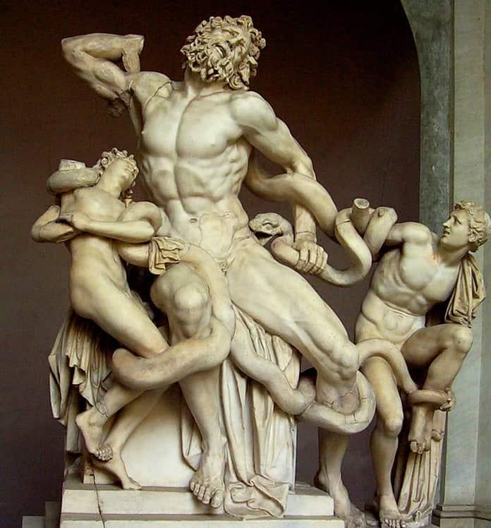 Laocoonte - gruppo scultoreo