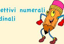 Aggettivi numerali cardinali