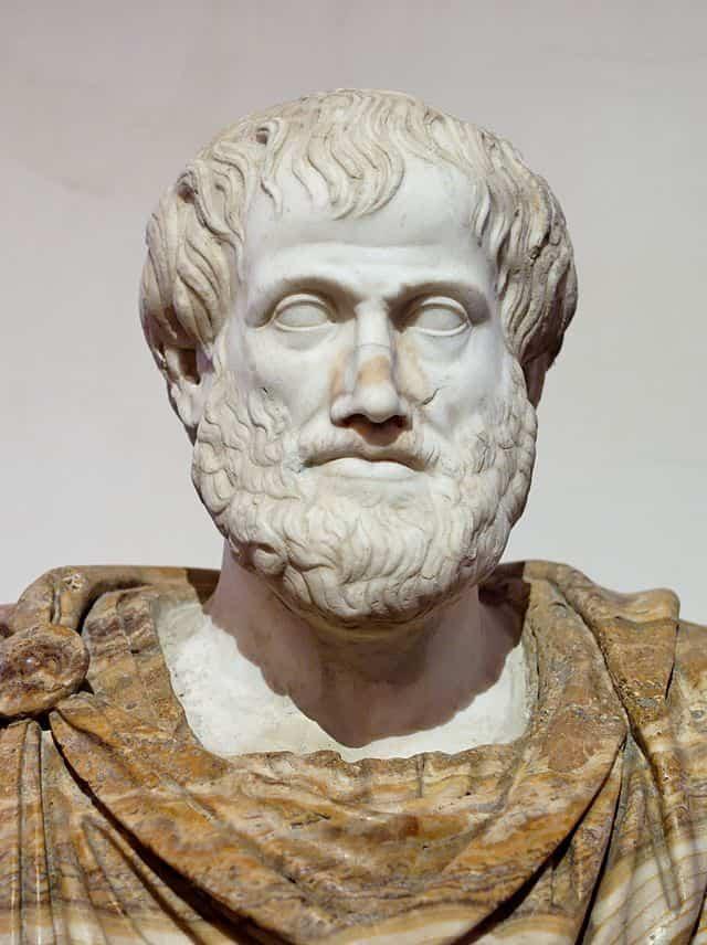 Aristotele, filosofo greco