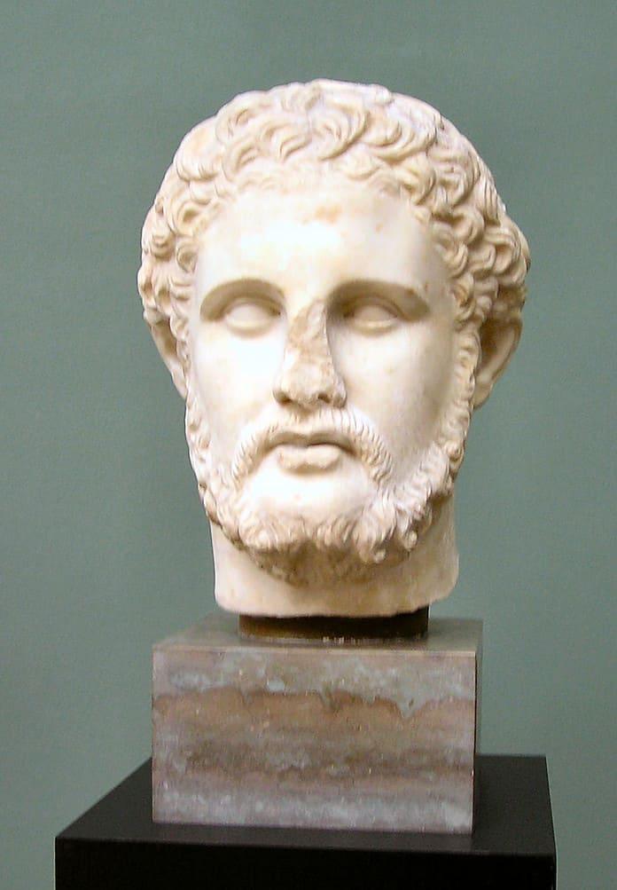 Filippo II di Macedonia, riassunto